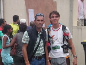 Photo avec mon Coach